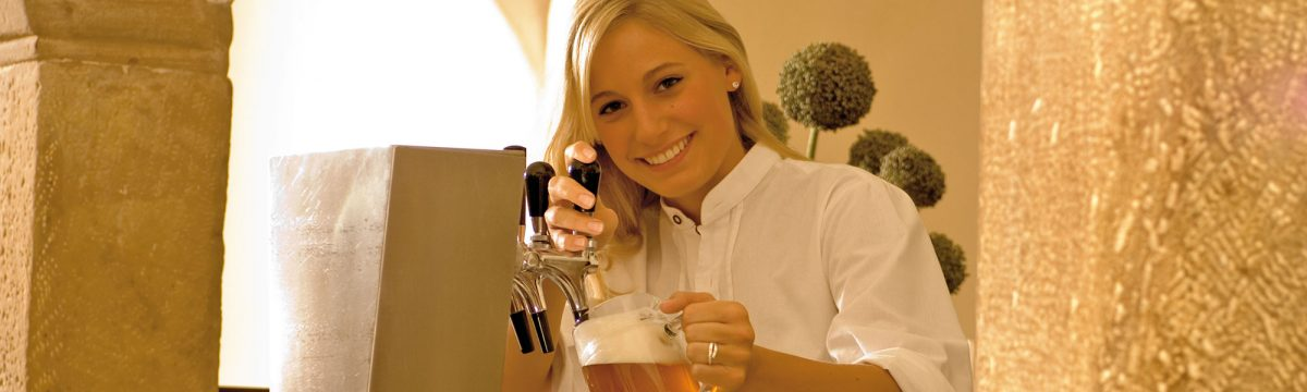 Unterfranken: Wein und Bier, das rat ich Dir