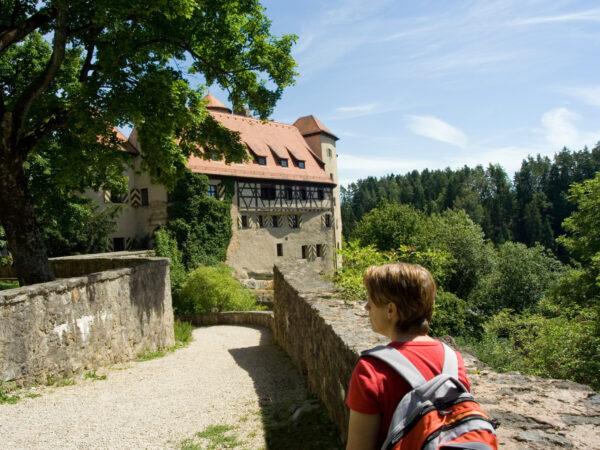 Burg Rabenstein Ahorntal