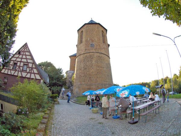 Giechburg und Gügel