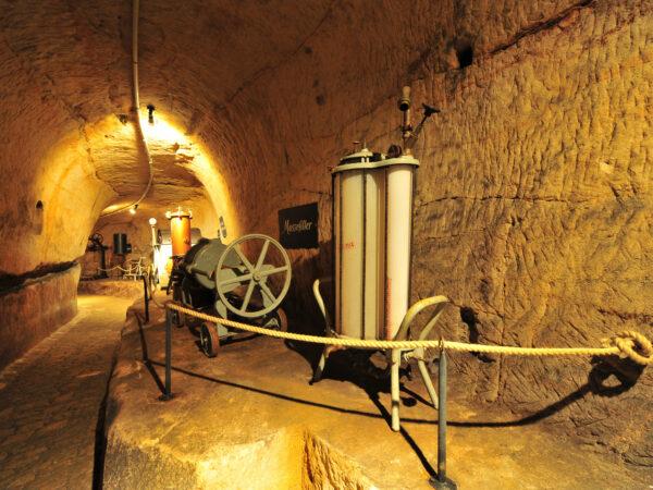 Die Katakomben der Bayreuther Bierbrauerei – Bayreuther Stadt- und Biergeschichte erkunden