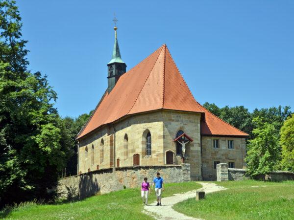 Kreuzbergkapelle Hallerndorf