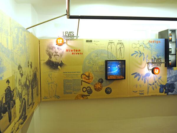 Geburtshaus Levi Strauss Museum