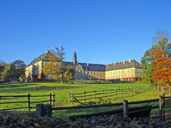 Schloss und Wildpark Tambach