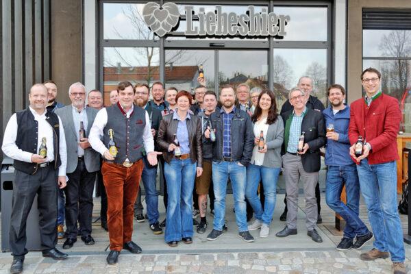Treffen der oberfränkischen Bierhauptstädte