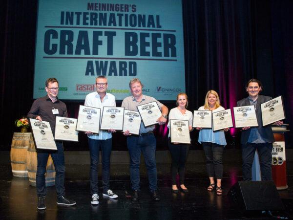 Brauerei Kundmüller: 11 x beim Meininger's International Craft Beer Award ausgezeichnet