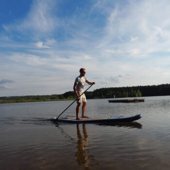 VGN-Bahnsommer 2019 - Stand-Up-Paddling