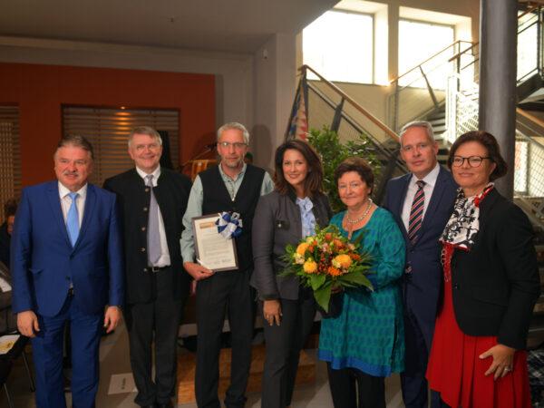 Festakt zum 25-jährigen Bestehen des Bayerischen Brauereimuseums im Kulmbacher Mönchshof