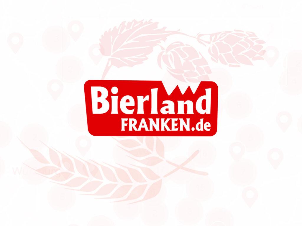 Logo vom Bierland Franken