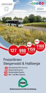 """VGN-Titelbild """"Freizeitlinien Steigerwald & Haßberge"""""""
