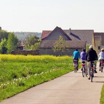 VGN: Zwölf neue Wander- und Radtouren