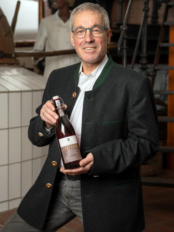 Jubiläums-Festbier vom Michaelsberg