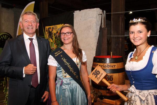 """Die """"Goldene BierIdee"""" für """"36 Kreisla"""": Bierhoheiten"""