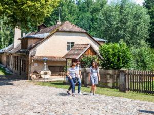 Museum Historischer Eisenhammer Eckersmühlen