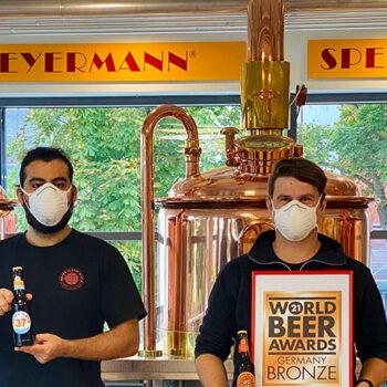 Weyermann® gewinnt bei World Beer Awards 2021